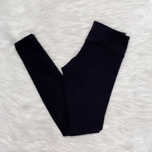 Lululemon Black Wunder Under Leggings Pants